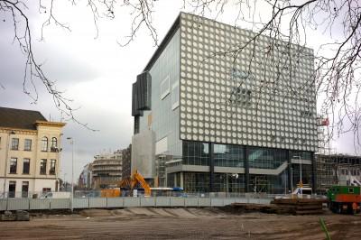 Muziekpaleis in Utrecht vordert