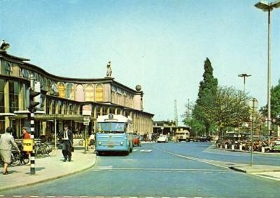 Stationsplein 1968