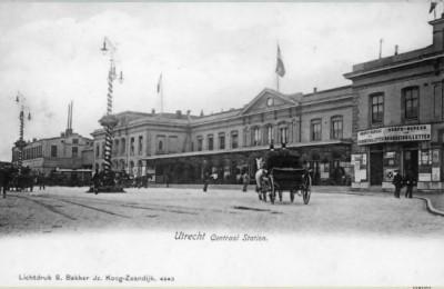 Stationsplein1899