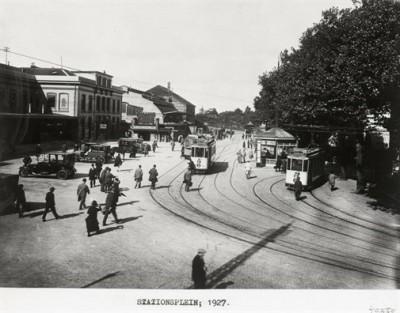 Stationsplein1927