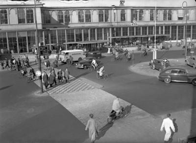 Stationsplein1953