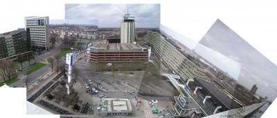Jaarbeursplein 2009