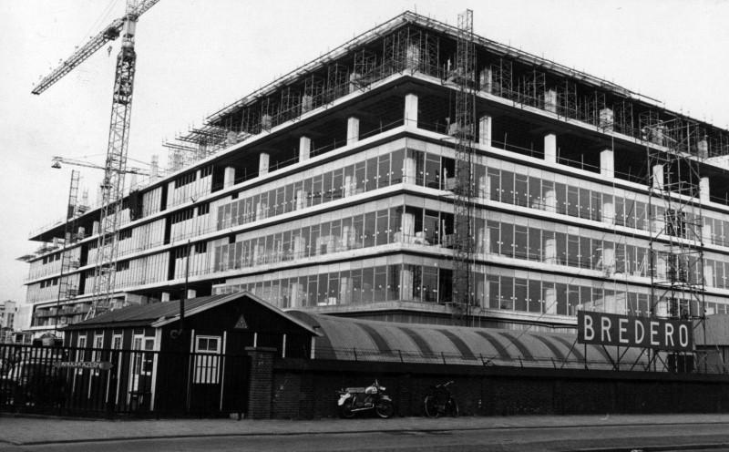 BeatrixgebouwInAanbouw