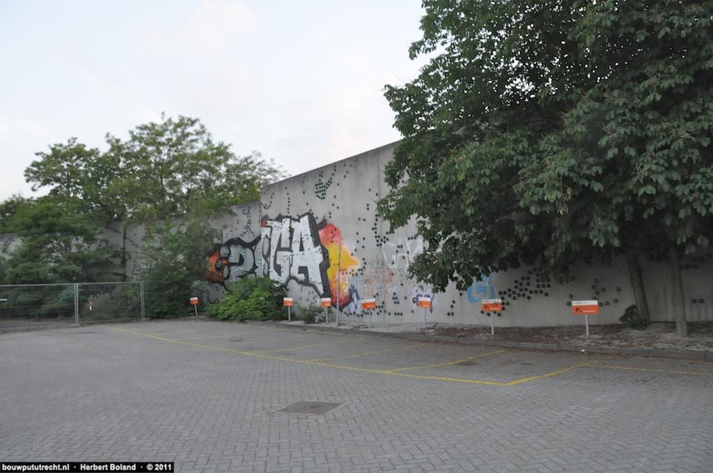 En nog een keer de muur