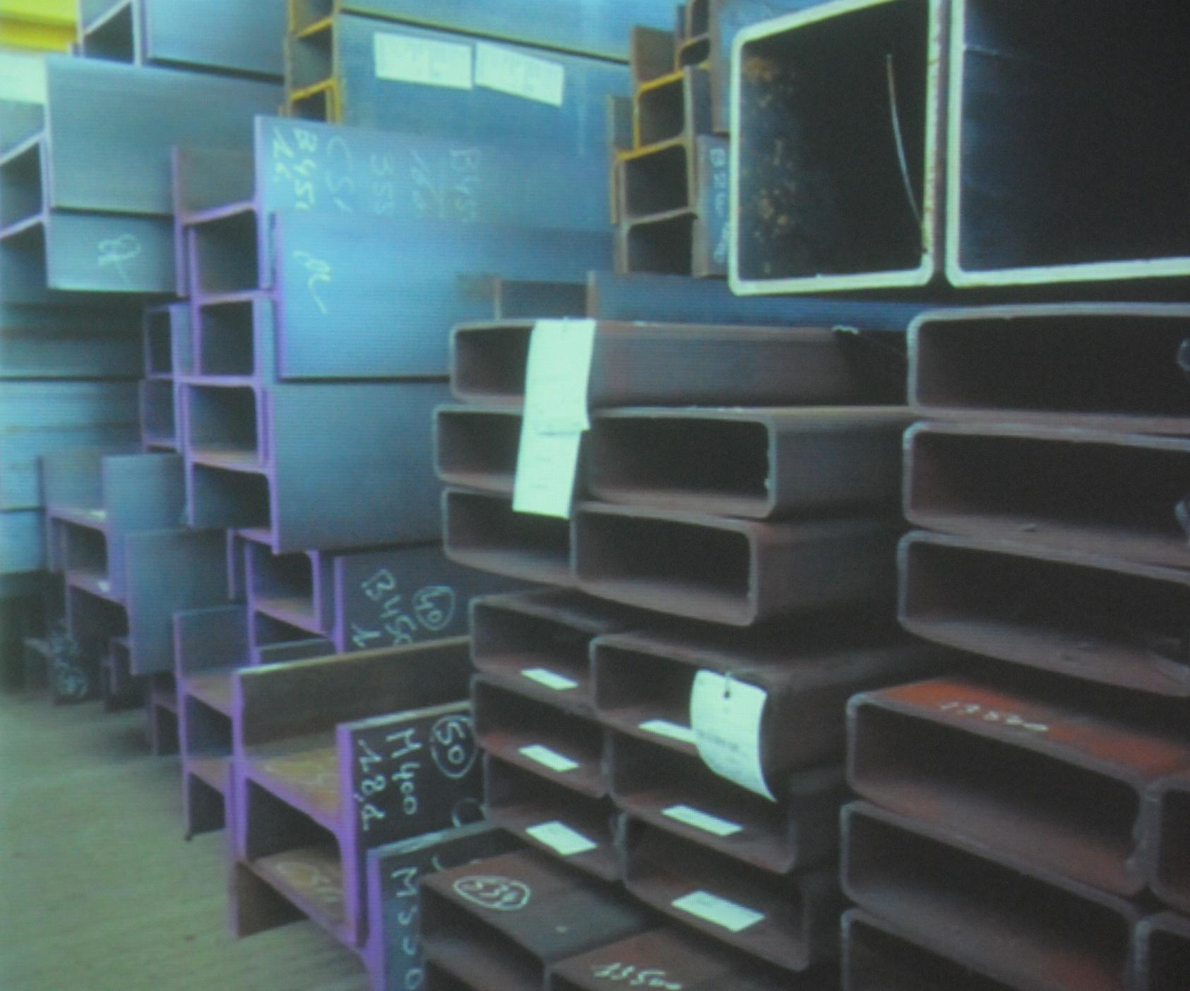 Constructie Muziekpaleis consumeert massa's staal