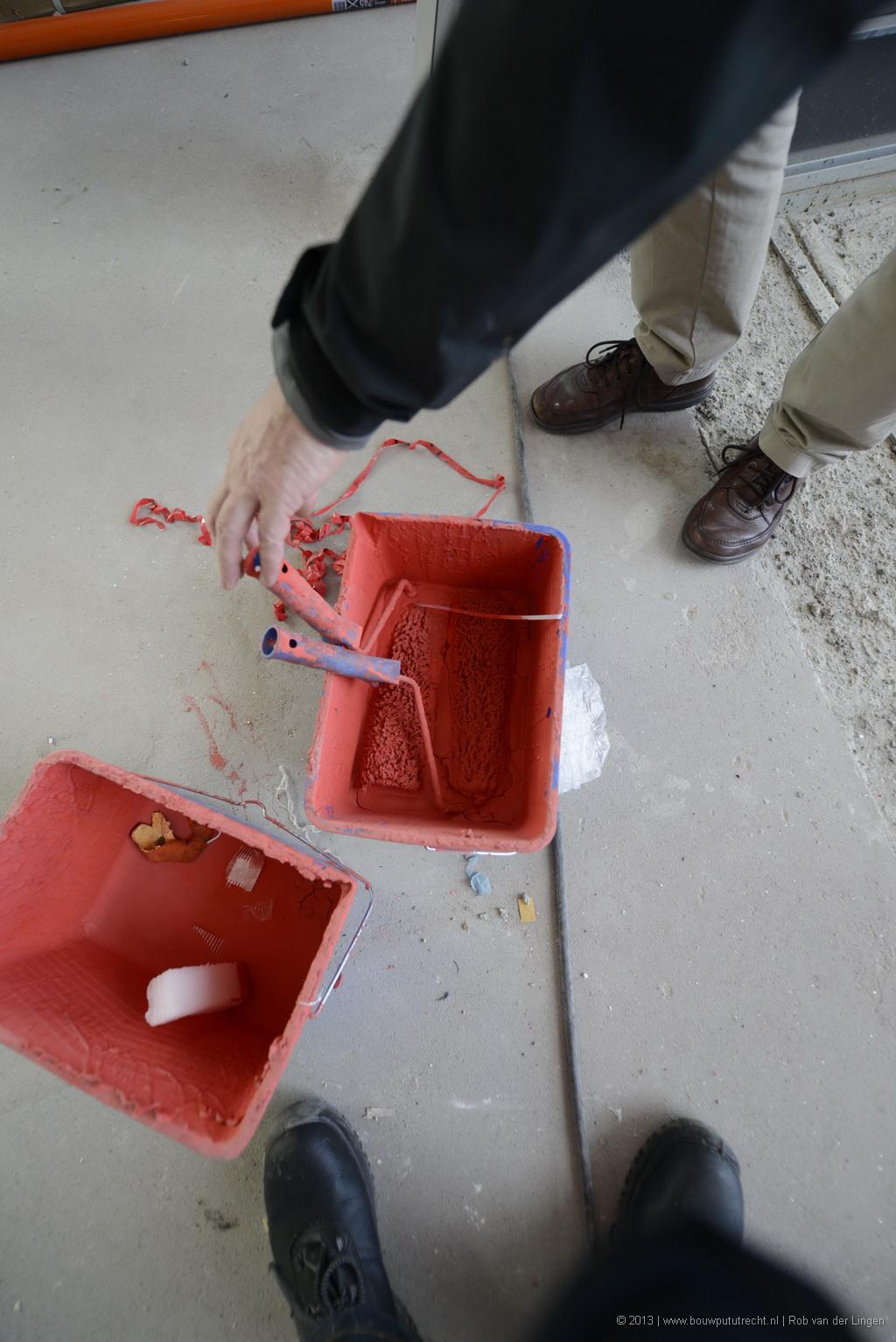 De 'rode doos' verhuist naar centrum Utrecht