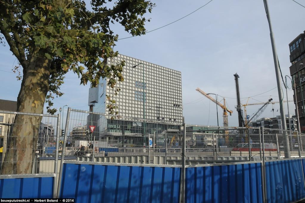 TiVre in de bouwput